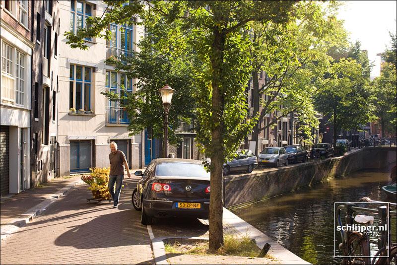 Nederland, Amsterdam, 27 september 2008