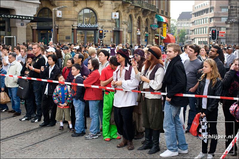 Nederland, Amsterdam, 28 september 2008
