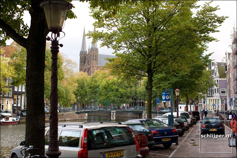 Nederland, Amsterdam, 1 oktober 2008