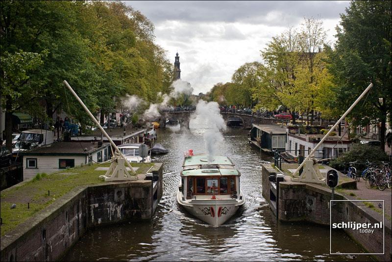 Nederland, Amsterdam, 4 oktober 2008