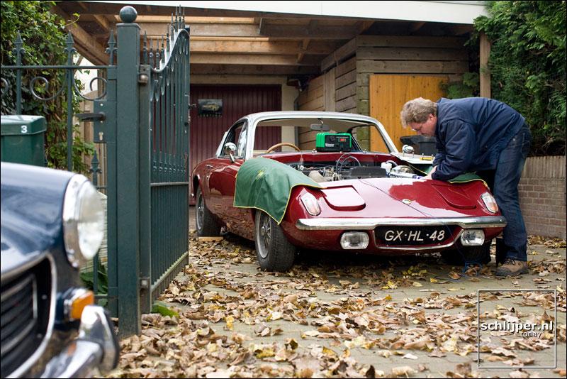 Nederland, Doorn, 14 oktober 2008