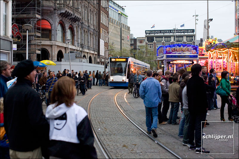 Nederland, Amsterdam, 19 oktober 2008
