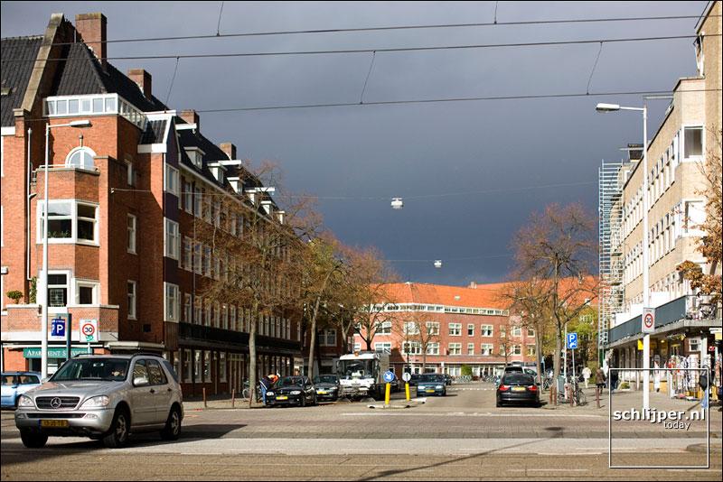 Nederland, Amsterdam, 27 oktober 2008