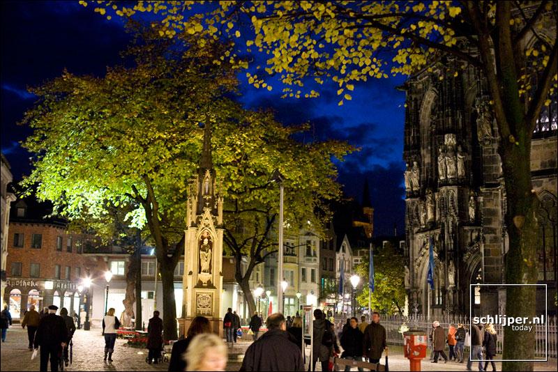 Duitsland, Aken, 2 november 2008