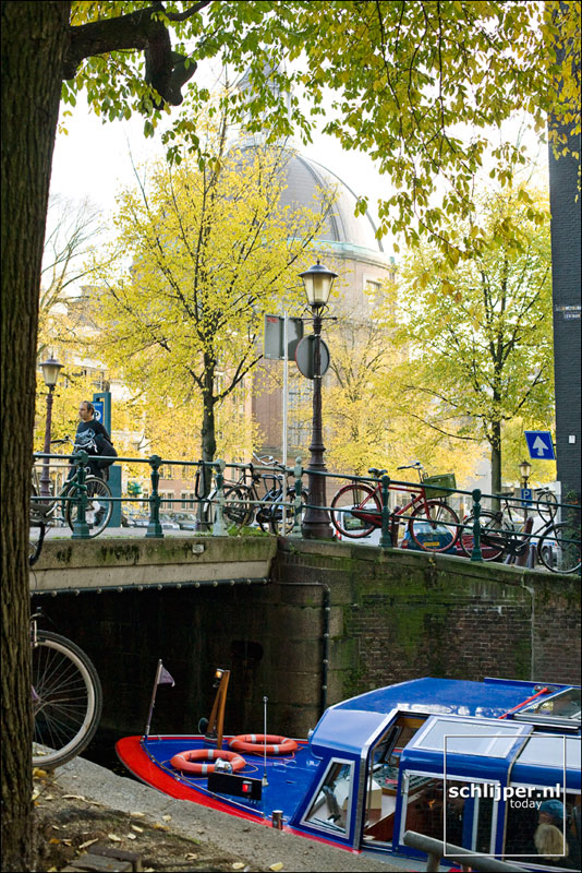 Nederland, Amsterdam, 7 november 2008