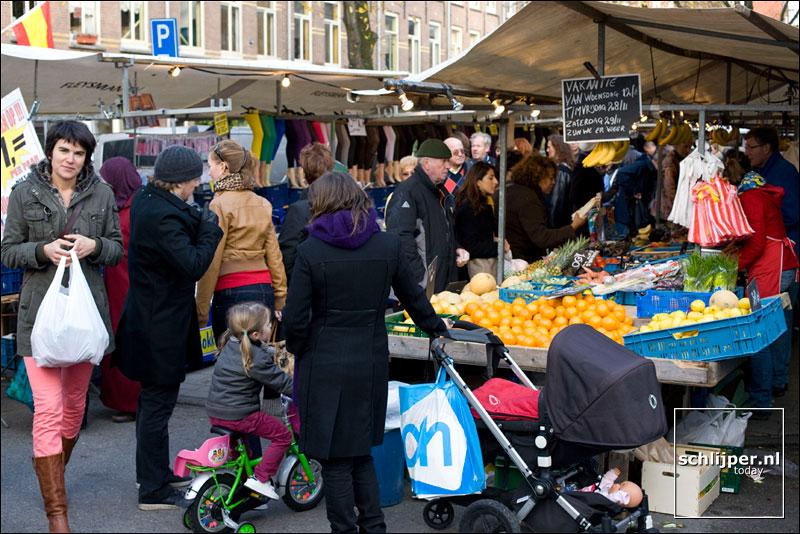 Nederland, Amsterdam, 8 november 2008