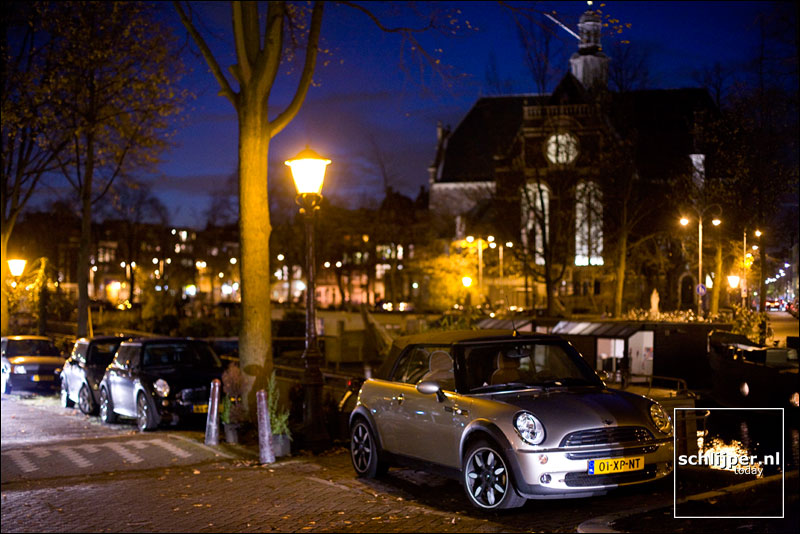 Nederland, Amsterdam, 9 november 2008