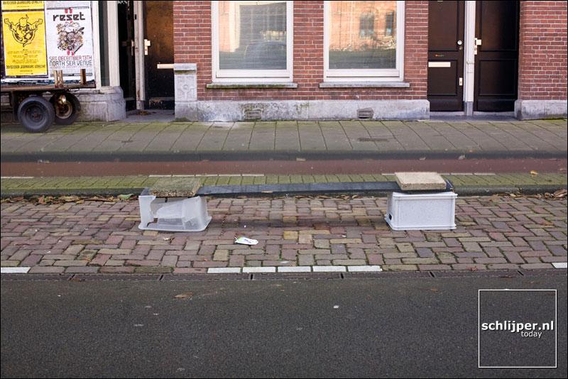 Nederland, Amsterdam, 13 november 2008