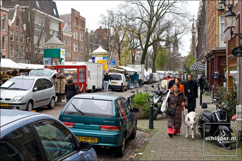 Nederland, Amsterdam, 15 november 2008