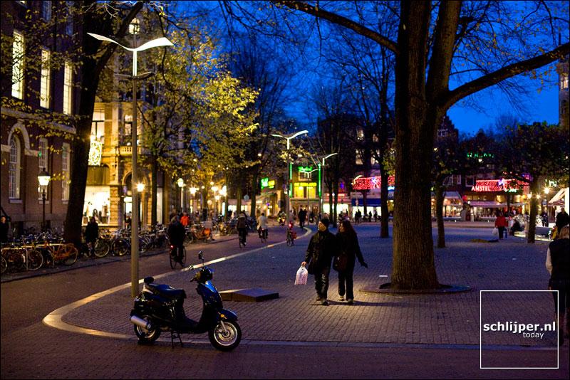 Nederland, Amsterdam, 17 november 2008