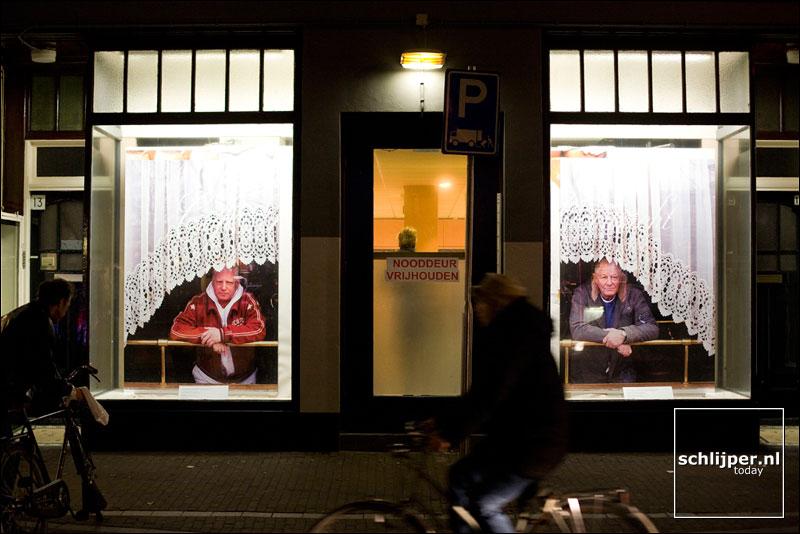 Nederland, Amsterdam, 19 november 2008