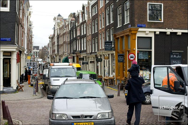 Nederland, Amsterdam, 20 november 2008