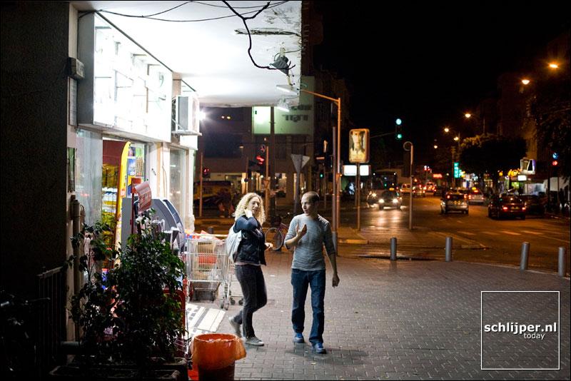 Israel, Tel Aviv, 22 november 2008