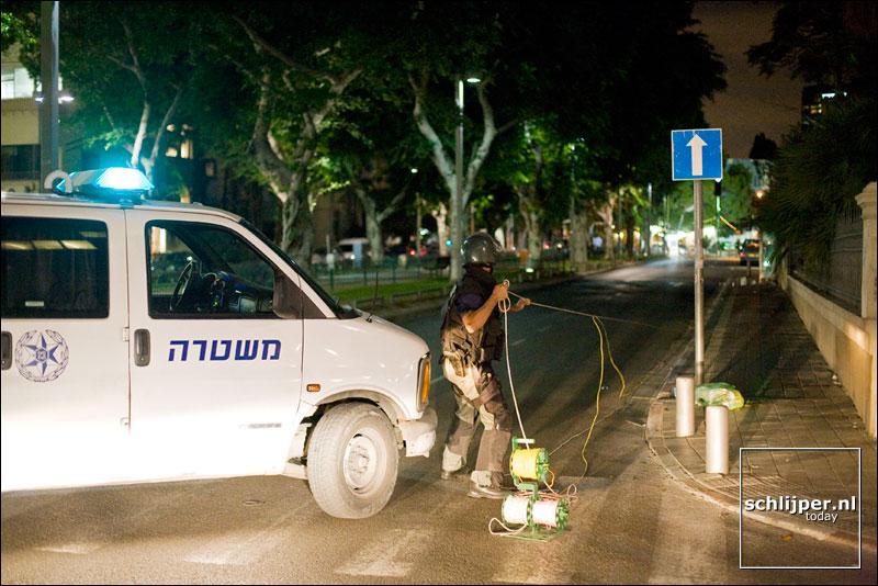 Israel, Tel Aviv, 27 november 2008