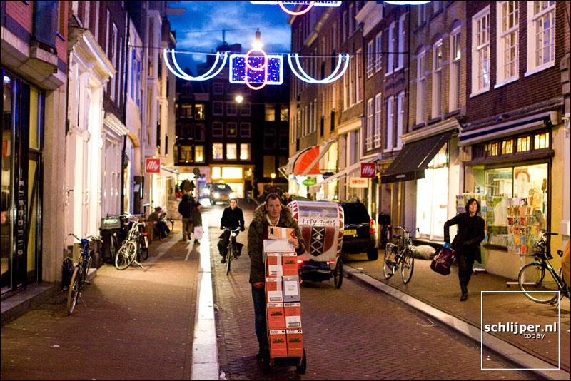 Nederland, Amsterdam, 6 december 2008