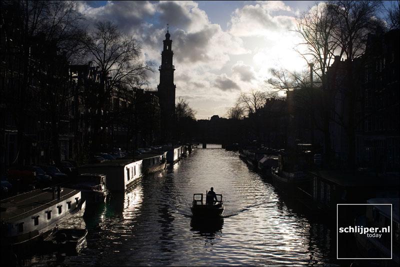 Nederland, Amsterdam, 7 december 2008