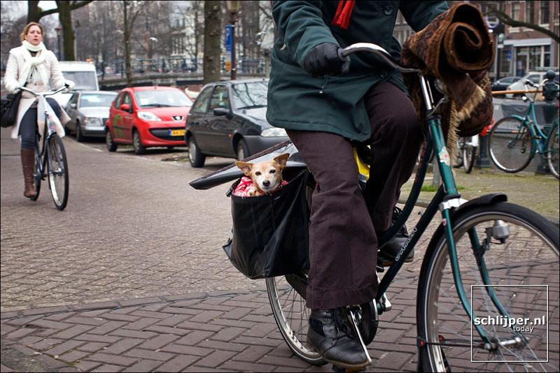 Nederland, Amsterdam, 15 december 2008