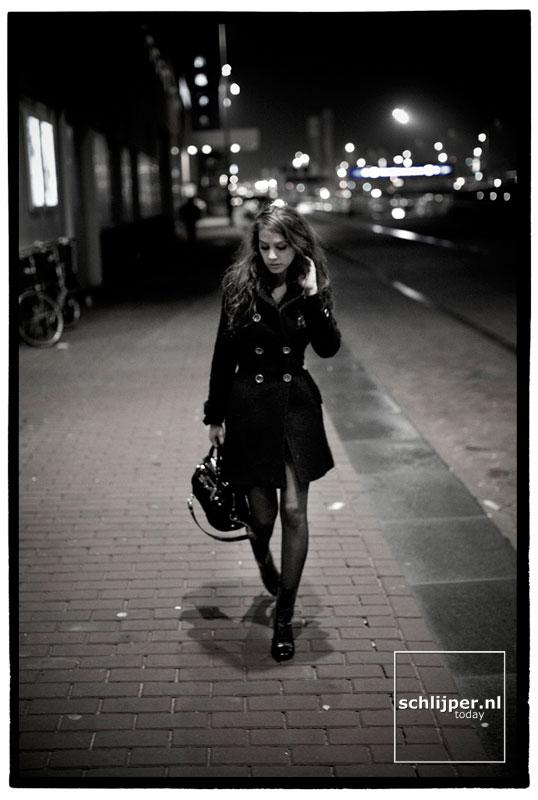 Nederland, Amsterdam, 18 december 2008