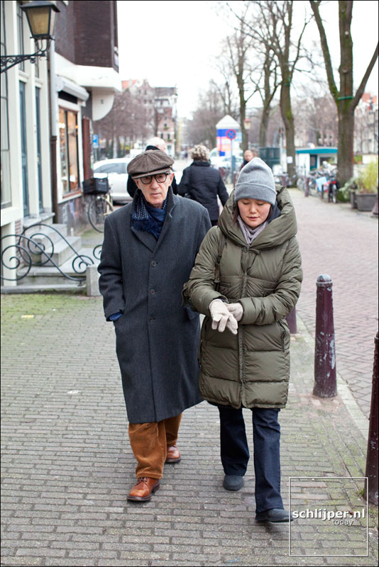 Nederland, Amsterdam, 21 december 2008