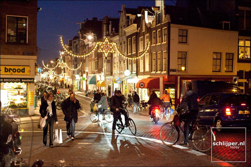 Nederland, Amsterdam, 22 december 2008
