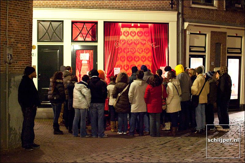 Nederland, Amsterdam, 25 december 2008