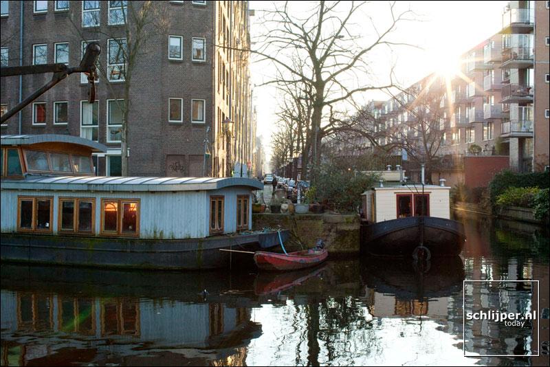 Nederland, Amsterdam, 26 december 2008