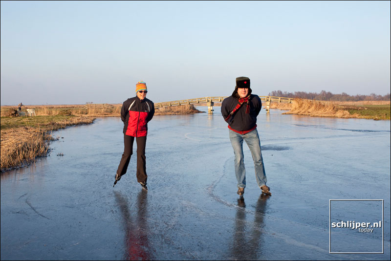Nederland, Landsmeer, 2 januari 2009