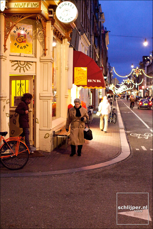 Nederland, Amsterdam, 5 januari 2009