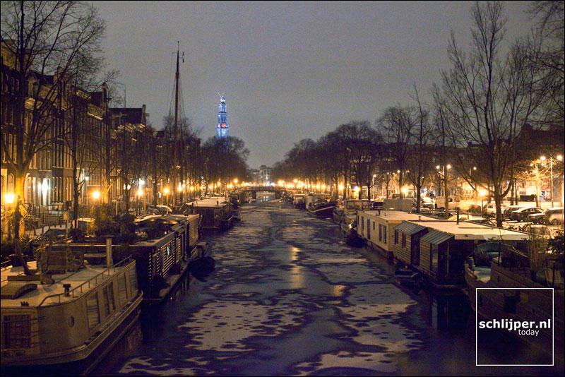 Nederland, Amsterdam, 7 januari 2009