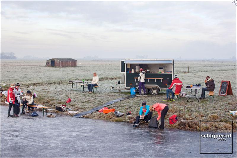 Nederland, Edam, 8 januari 2009