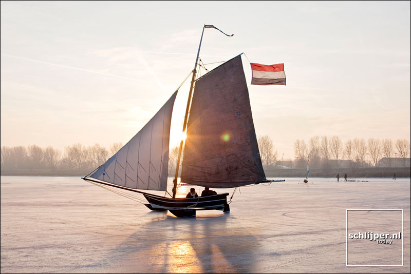 Nederland, Volendam, 8 januari 2009