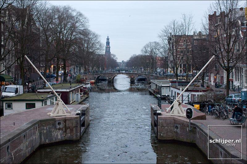 Nederland, Amsterdam, 12 januari 2009