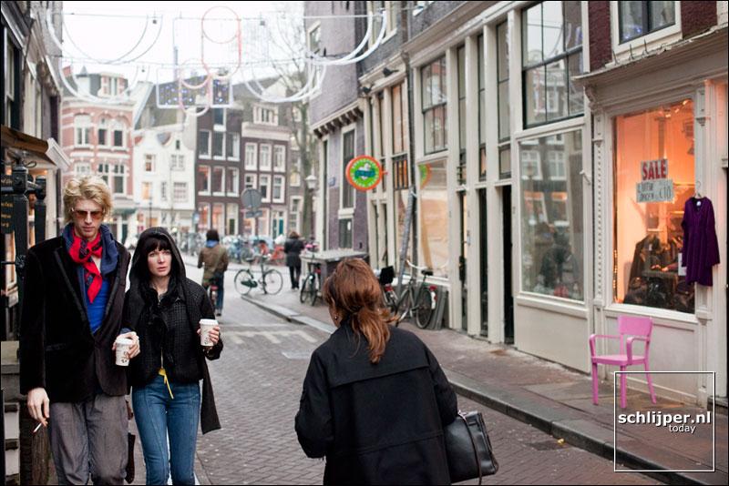Nederland, Amsterdam, 13 januari 2009