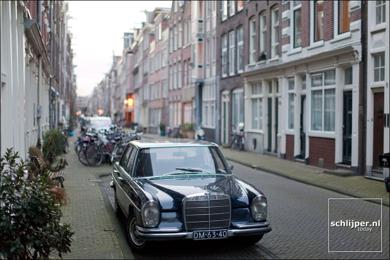 Nederland, Amsterdam, 15 januari 2009