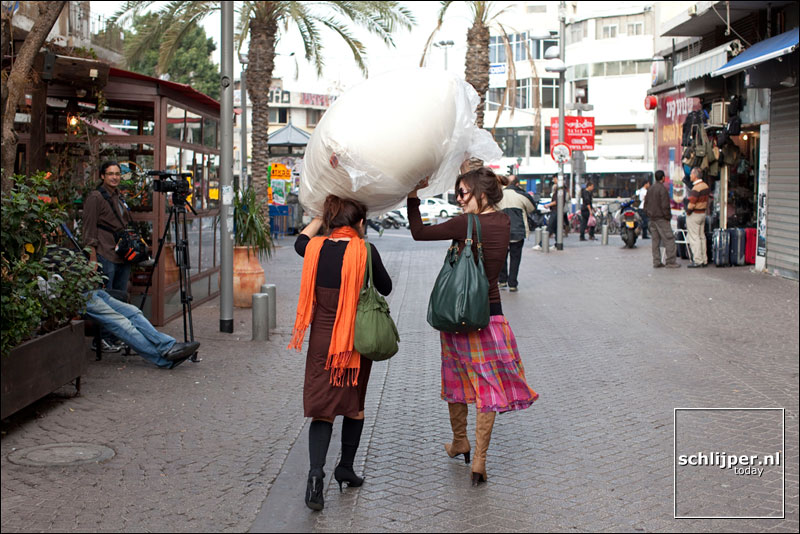 Israel, Tel Aviv, 28 januari 2009