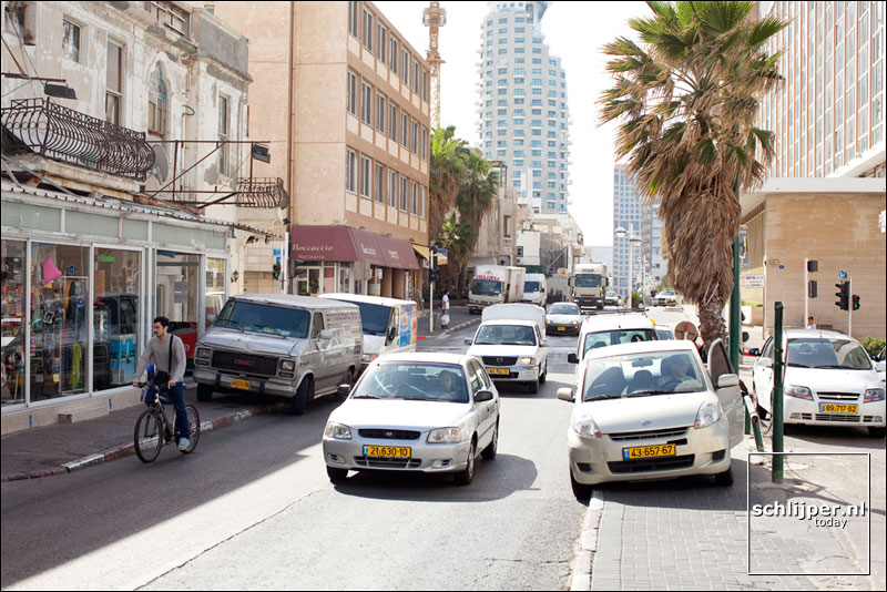 Israel, Tel Aviv, 29 januari 2009