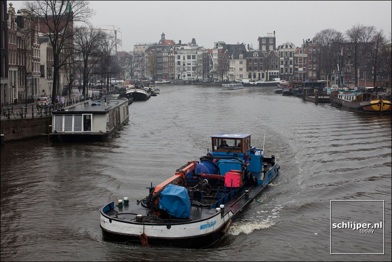 Nederland, Amsterdam, 1 februari 2009