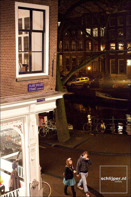 Nederland, Amsterdam, 5 februari 2009
