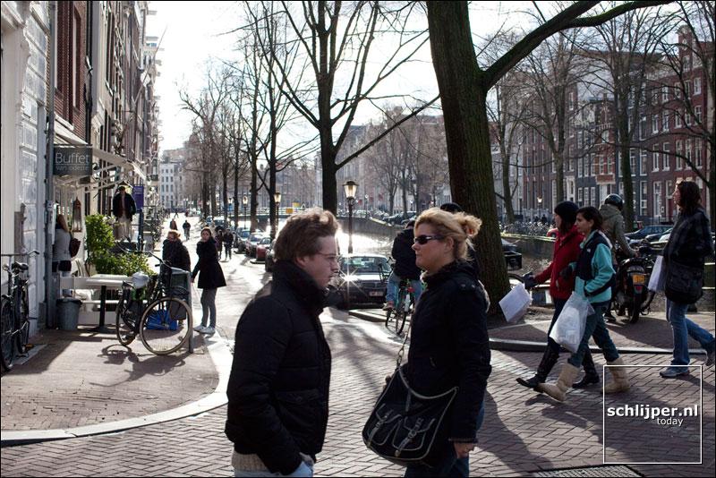 Nederland, Amsterdam, 7 februari 2009