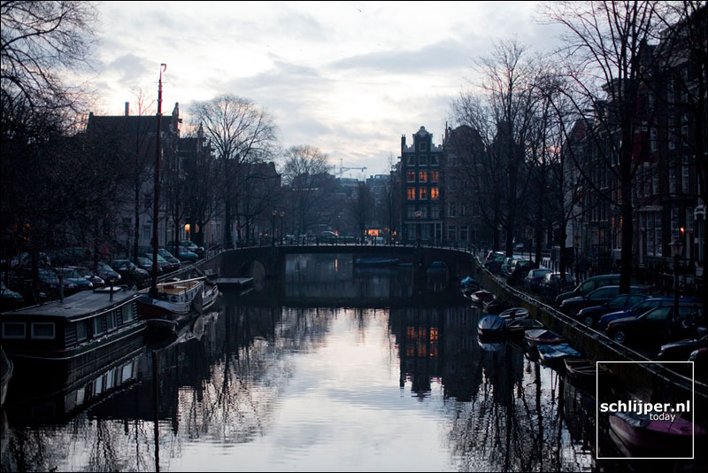 Nederland, Amsterdam, 10 februari 2009