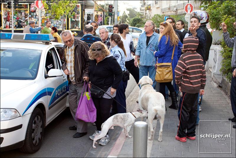 Israel, Tel Aviv, 12 februari 2009