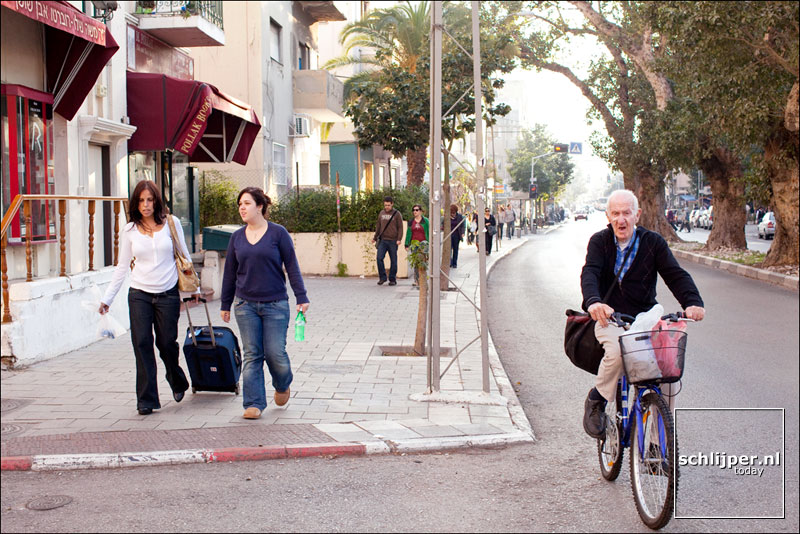 Israel, Tel Aviv, 13 februari 2009