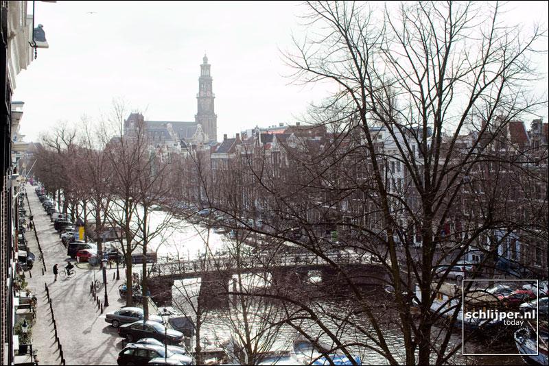 Nederland, Amsterdam, 9 maart 2009