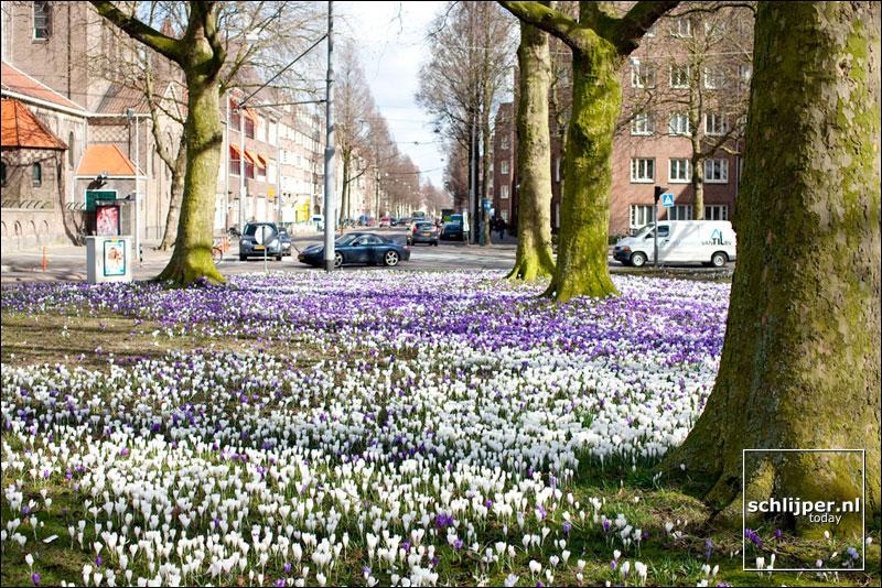 Nederland, Amsterdam, 11 maart 2009