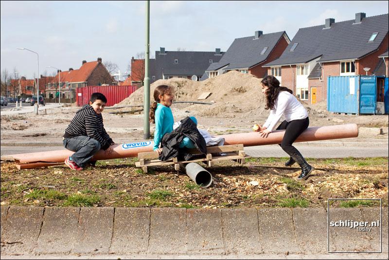 Nederland, Dordrecht, 16 maart 2009