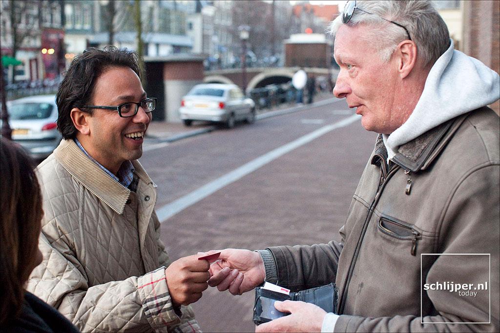 Nederland, Amsterdam, 19 maart 2009