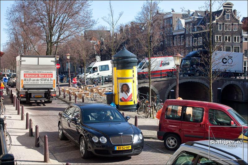 Nederland, Amsterdam, 20 maart 2009