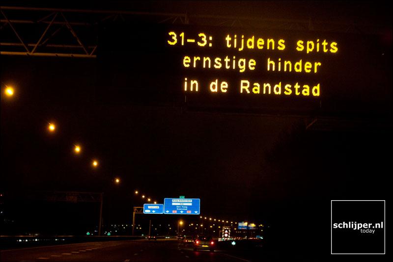 Nederland, Amsterdam, 29 maart 2009