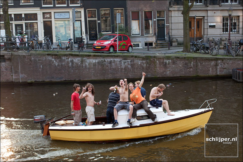 Nederland, Amsterdam, 3 april 2009