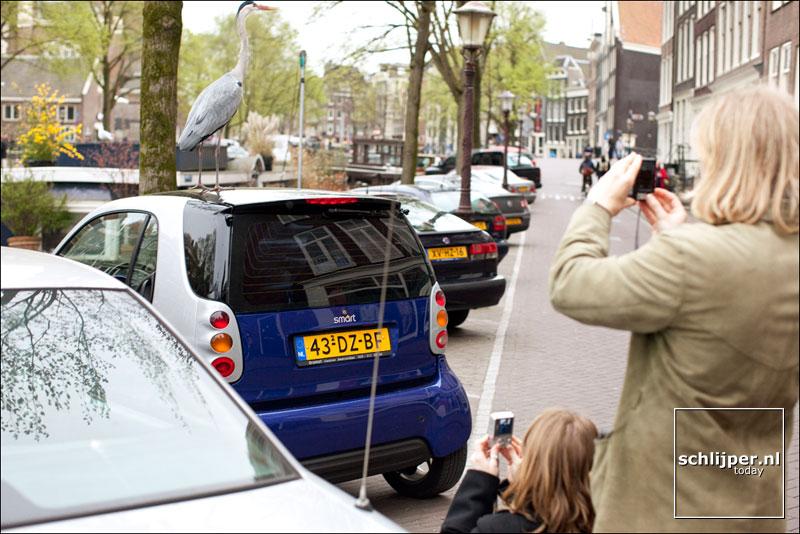 Nederland, Amsterdam, 7 april 2009